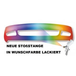 BMW 5er E39 1996-2000 STOßSTANGE Stoßfänger VORNE LACKIERT in WUNSCHFARBE NEU